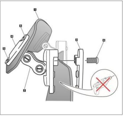 mounting instruction for clip mount windscreen extender